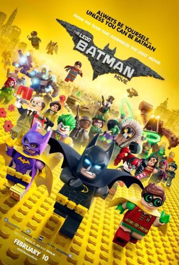 Η Ταινία LEGO Batman (Μεταγλωττισμένο)