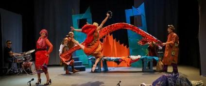 """Παιδικό Θέατρο """"Ο Ζητιάνος και η Χρυσή Κλειδαρότρυπα"""" το Σάββατο 2 και την Κυριακή 3 Σεπτεμβρίου στο Θέατρο του Τεχνόπολις"""