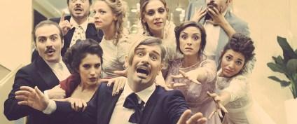 """Θεατρική παράσταση """"Ράφτης Κυριών"""" στο Τεχνόπολις"""