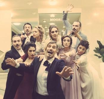 """Θεατρική παράσταση """"Ράφτης Κυριών"""" το Σάββατο 22 και Κυριακή 23 Σεπτεμβρίου στο θέατρο του Τεχνόπολις"""