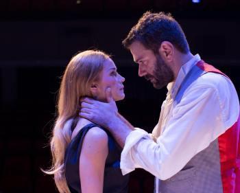 """Θεατρική Παράσταση """"Αμλετ"""" το Σάββατο 9 και την Κυριακή 10 Ιουνίου στο θέατρο του Τεχνόπολις"""
