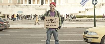"Stand Up Comedy ""Η Κιβωτός του Ζάρα"" με τον Χριστοφορό Ζαραλίκο την Παρασκευή 25 Ιανουαρίου στο Cine Studio"