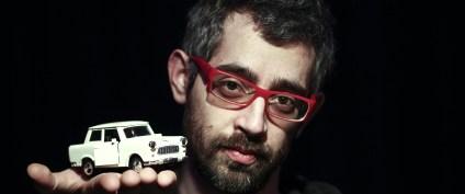 Stand Up Comedy Δημήτρης Χριστοφορίδης την Παρασκευή 19 Ιουλίου στο Θέατρο Τεχνόπολις