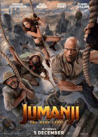 Jumanji: Η Επόμενη Πίστα (Μεταγλωττισμένο & με υπότιτλους)