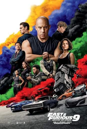 Fast & Furious: Μαχητές των Δρόμων 9