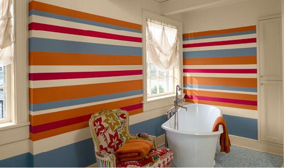 Χρώματα για το σπίτι σου από την Benjamin Moore