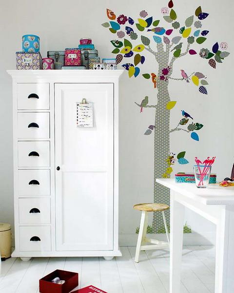 Όμορφες και δρόσερες σχεδιαστικές ιδέες για παιδικά δωμάτια που μπορείτε να κάνετε μόνοι σας