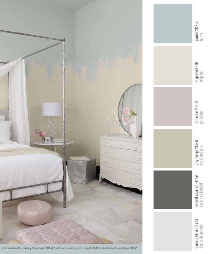 Χρωματοπροτάσεις Envision 2011 από την Benjamin Moore