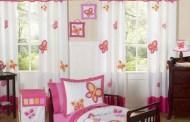 Ιδέες για να διακοσμήσετε κοριτσίστικο δωμάτιο με πεταλούδες
