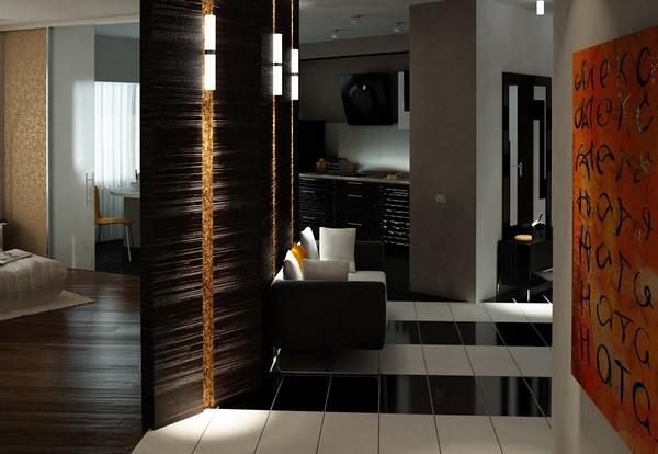 Πρωτότυπο και σύγχρονο ηλιόλουστο διαμέρισμα