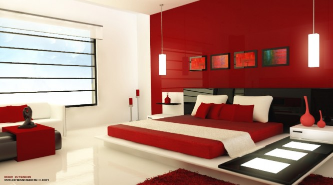 Κόκκινα Υπνοδωμάτια