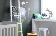 Όμορφες ιδέες σχεδιασμού βρεφικών δωματίων