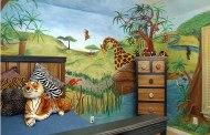 Ιδέες διακόσμησης παιδικού δωματίου με θέμα τα ζώα