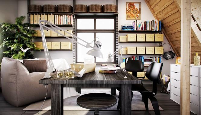 Δημιουργικοί χώροι εργασίας