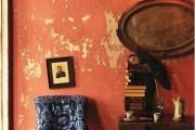 Παλιός τοίχος ως τρόπος διακόσμησης