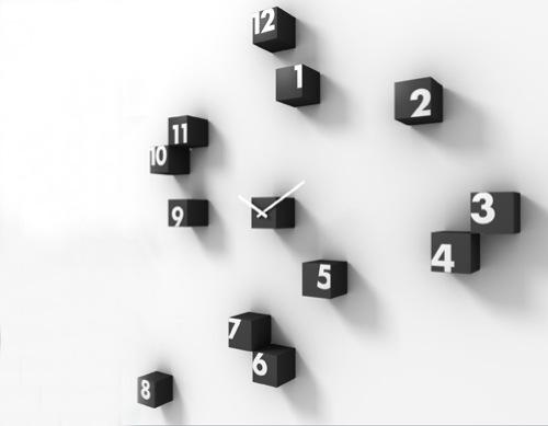 10 Φανταστικά και μοντέρνα ρολόγια για τον τοίχο σας
