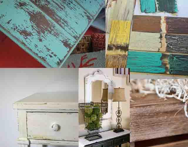Aναπαλαίωση Ξύλου: 10 υπέροχοι τρόποι για να κάνετε ξύλινα έπιπλα να φαίνονται παλιά