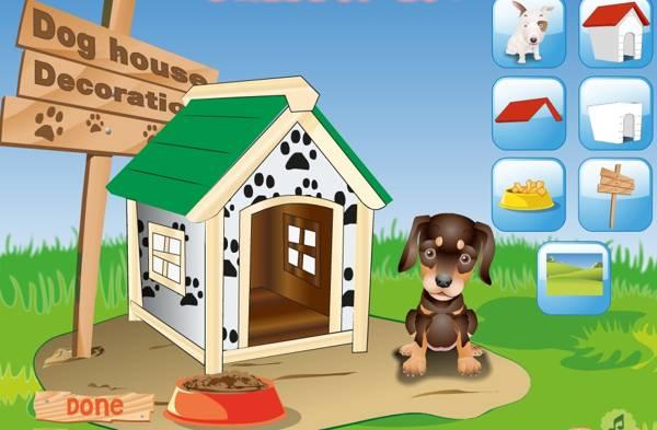 Ιδέες για διακόσμηση σκυλόσπιτου, φωτεινές πινελιές και σχέδια για την αυλή και τον κήπο