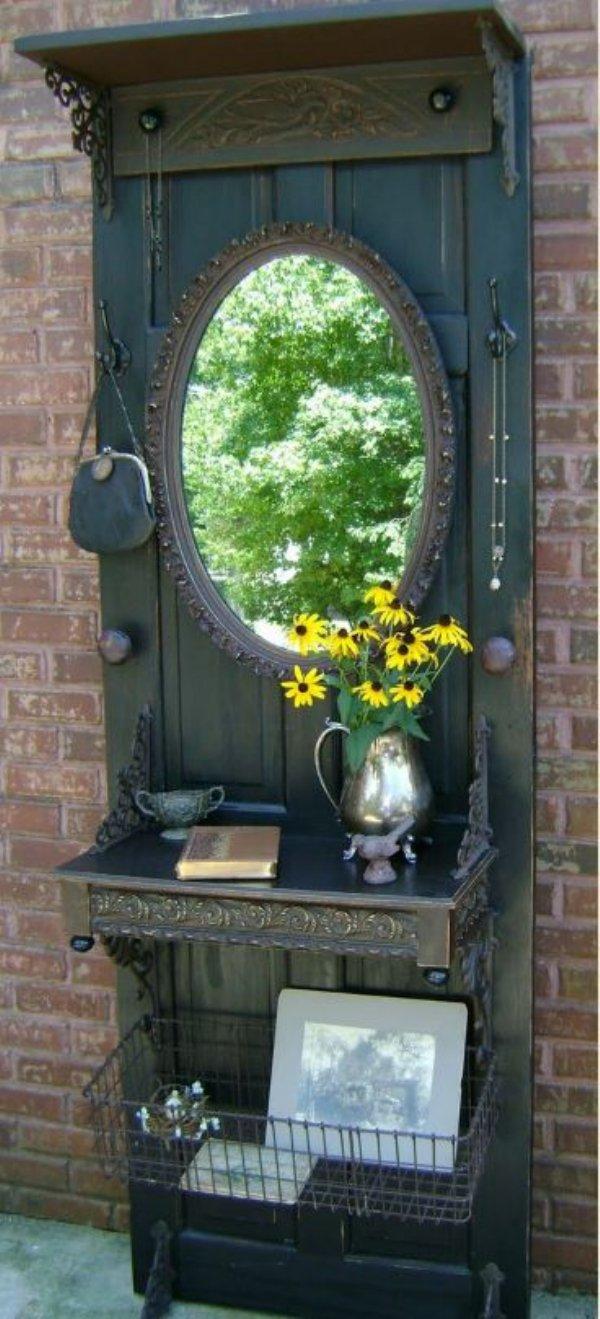 Ανακύκλωση παλιάς πόρτας2