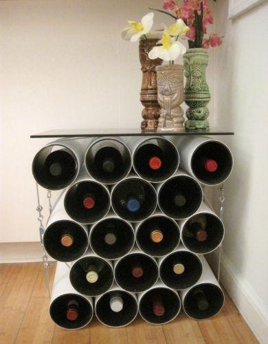 Diy κατασκευές με ράφια για κρασιά1