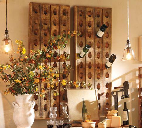 Diy κατασκευές με ράφια για κρασιά14