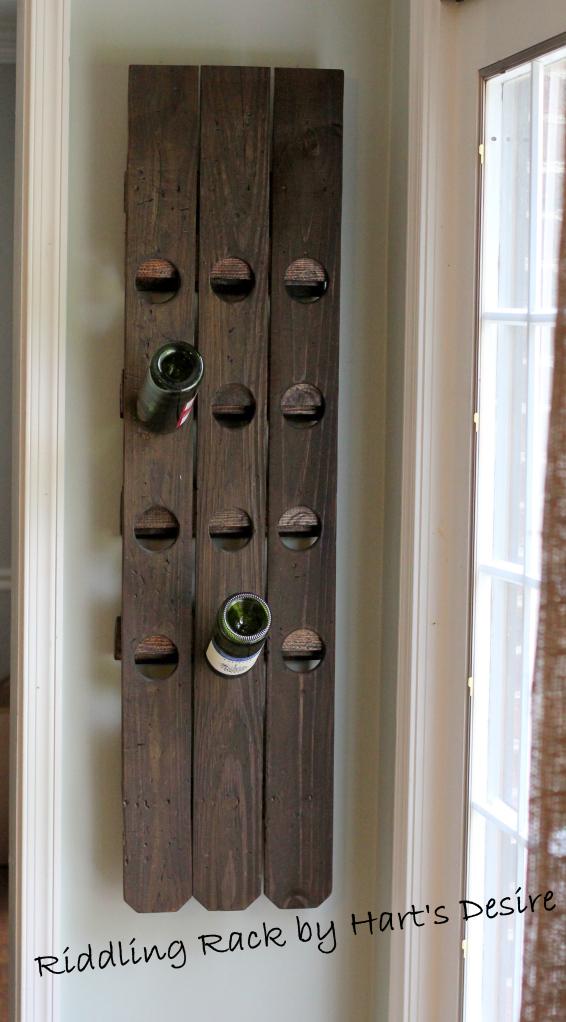 Diy κατασκευές με ράφια για κρασιά9