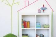20 Απίθανες Washi tape Ιδέες διακόσμησης για παιδικά δωμάτια