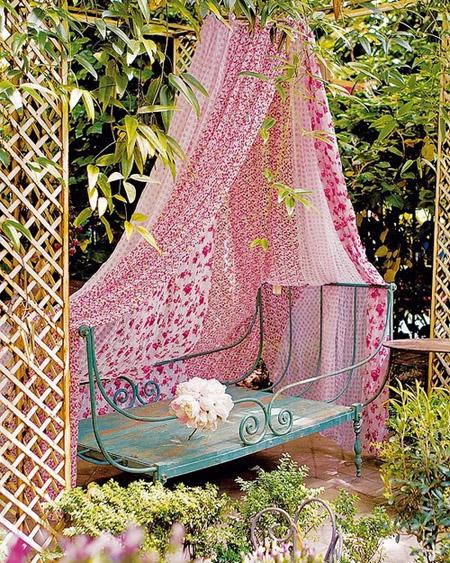 Υπέροχες ιδέες διακόσμησης κήπου7