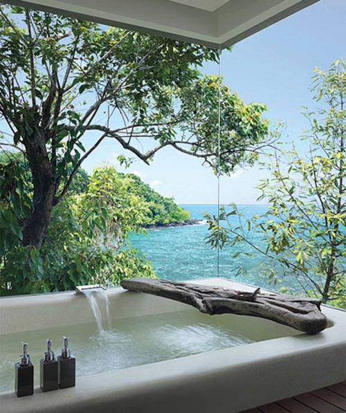 20 Εκπληκτικές Τροπικές ιδέες διακόσμησης Μπάνιου