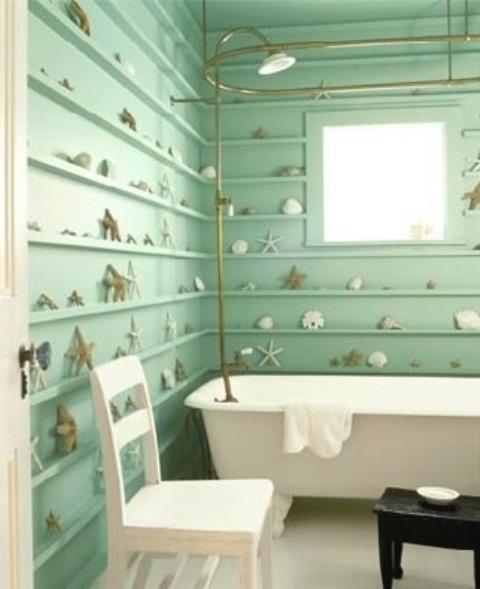 θαλασσινή διακόσμηση για υπνοδωμάτια και μπάνια20