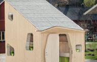 Έξυπνο και οικολογικό σπίιτάκι μόνο 10 τετραγωνικά μέτρα