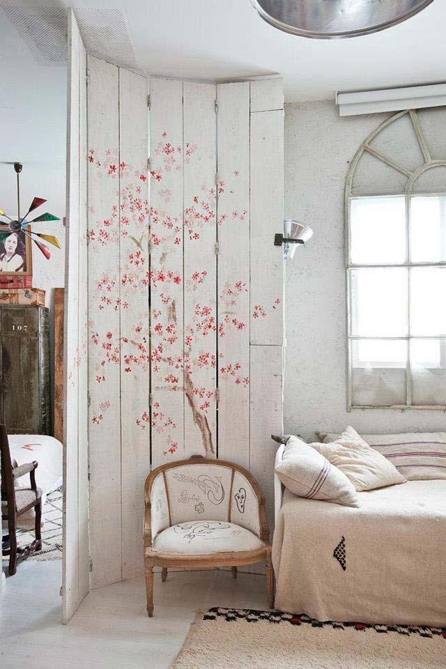 Υπέροχες ιδέες για το σπίτι σας με συνδυασμό Λευκού και Κόκκινου χρώματος3