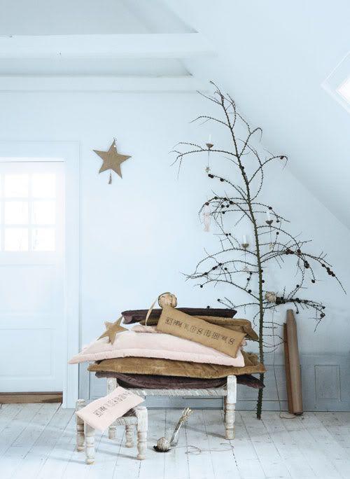 Μινιμαλιστικές ιδέες διακόσμησης Χριστουγέννων9