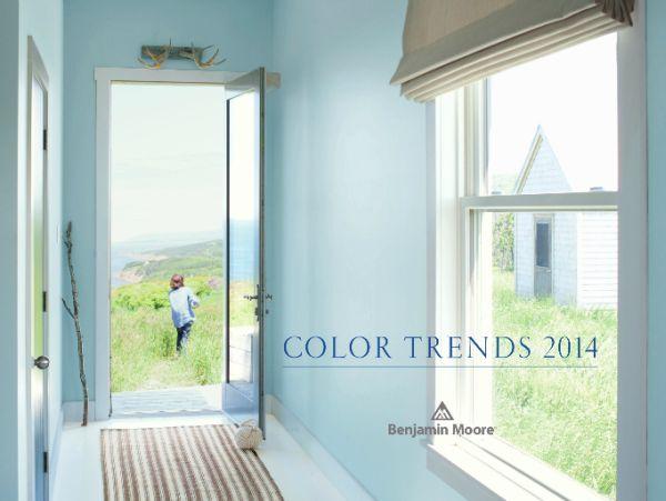 Breathe of Fresh Air – Χρώμα της χρονιάς 2014