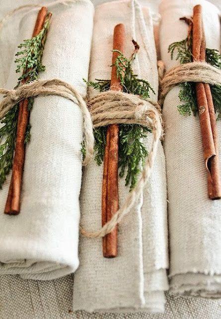 Υπέροχες Αρωματικές Ιδέες Χριστουγεννιάτικής Διακόσμησης με ραβδάκια κανέλας1