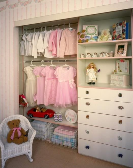 Ιδέες αποθήκευσης για παιδικά Δωμάτια2