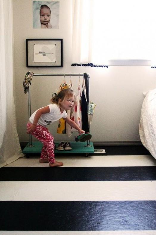 Ιδέες αποθήκευσης για παιδικά Δωμάτια20