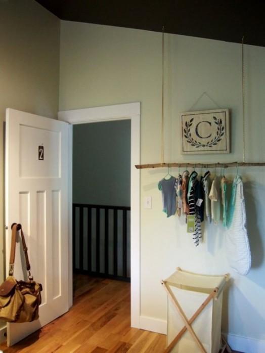 Ιδέες αποθήκευσης για παιδικά Δωμάτια6