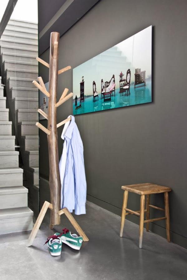 Design trend: έθνικ ατμόσφαιρα με μοντέρνα χρώματα σε ένα σύγχρονο περιβάλλον.