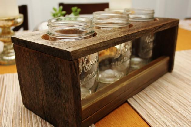 DIY Έργα Κήπου από ανακύκλωση ξύλου4