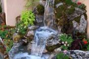 Όμορφα Συντριβάνια Κήπου - υπέροχες ιδέες