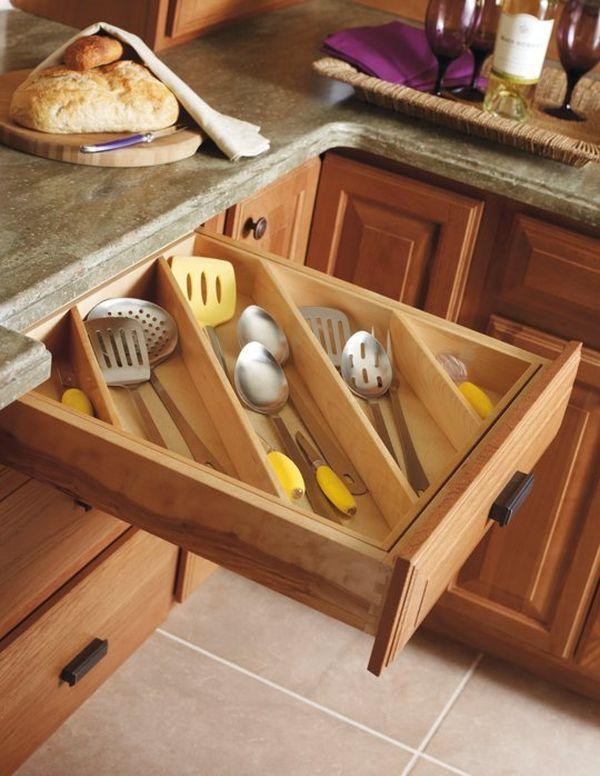 Έξυπνες Συμβουλές και Ιδέες αποθήκευσης και Οργάνωσης Κουζίνας 14