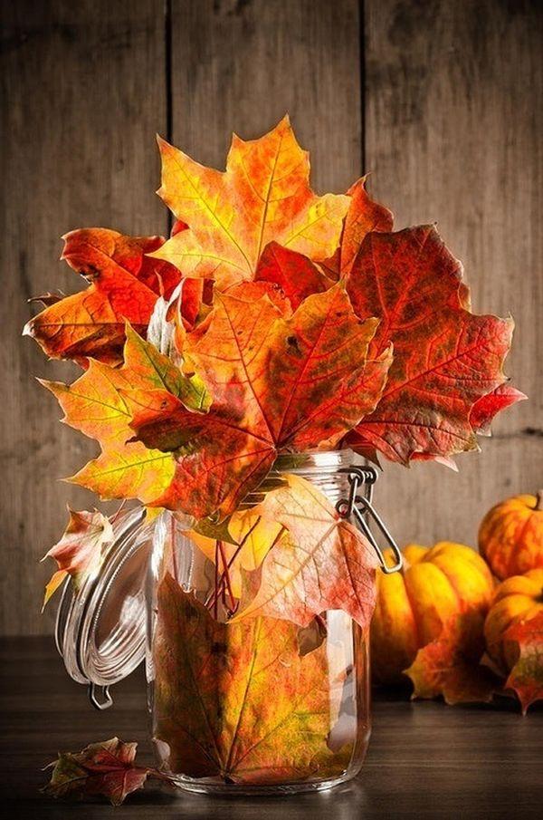 Εύκολες Φθινοπωρινές διακοσμητικές αλλαγές5