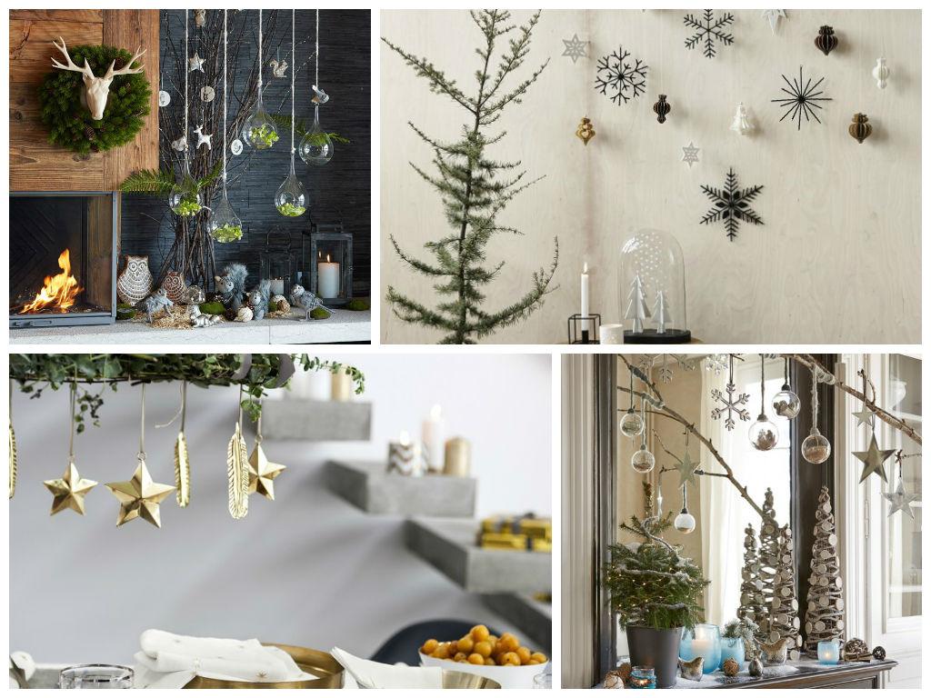7 Παραμυθένοι τρόποι για να κάνετε τα Χριστούγεννα διακόσμησεις με κλαδιά