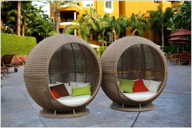 Ιδέες με υπαίθρια καθιστικά για το σπίτι σας3