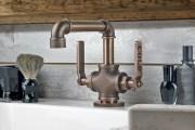 Βιομηχανικού Στυλ Βρύσες για να δώσετε στα Υδραυλικά σας την δροσερή ματιά που πάντα θέλατε