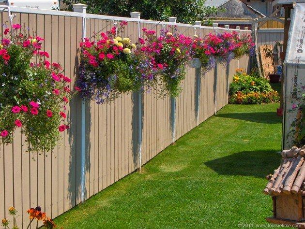 DIY έργα για να ομορφύνετε τον κήπο σας11