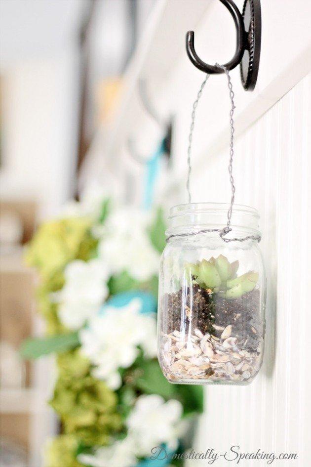 DIY έργα για να ομορφύνετε τον κήπο σας5