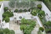 Ένας απίθανος κήπος με γεύση μεσογειακή