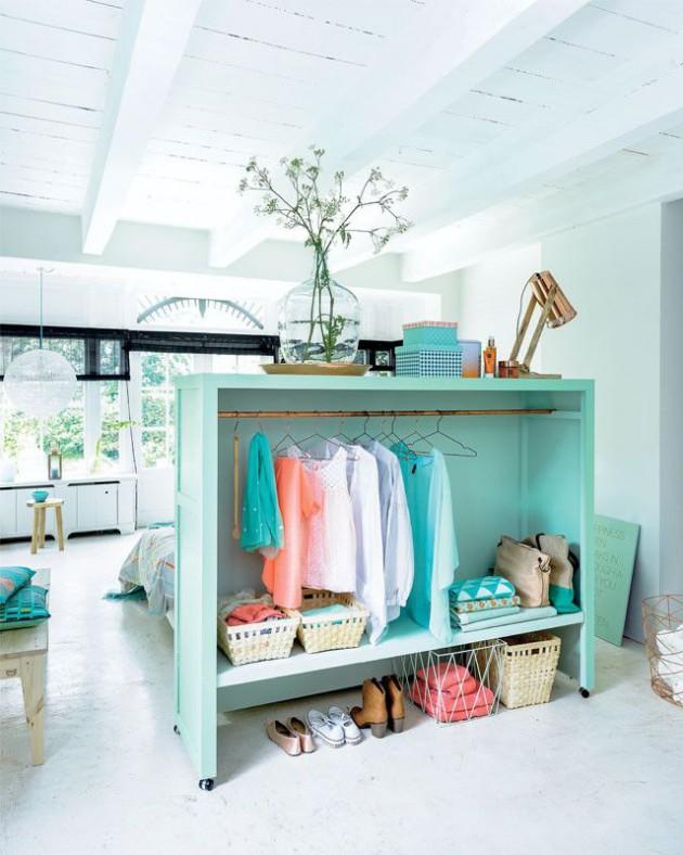 Ποιοτικές επιλογές για περισσότερο αποθηκευτικό χώρο στην κρεβατοκάμαρα2